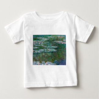 Claude Monet // Waterlilies Baby T-Shirt