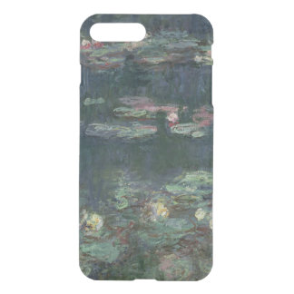 Claude Monet | Waterlilies: Green Reflections iPhone 8 Plus/7 Plus Case