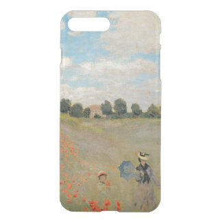 Claude Monet | Wild Poppies, near Argenteuil iPhone 8 Plus/7 Plus Case