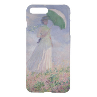 Claude Monet | Woman with a Parasol Turned Right iPhone 8 Plus/7 Plus Case