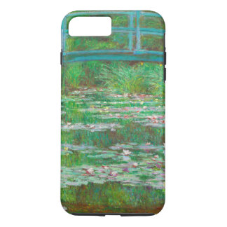 Claude Monet's Japanese Footbridge iPhone 8 Plus/7 Plus Case