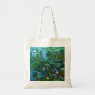 Claude Monet's Nymphéas Tote Bag