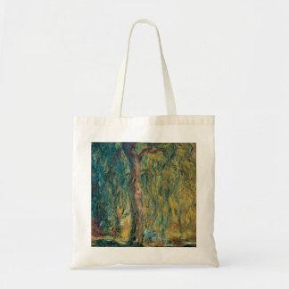 Claude Monet's Weeping Willow
