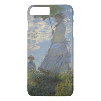 Claude Monet's Woman with a Parasol iPhone 8 Plus/7 Plus Case