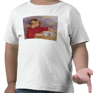 Claude Renoir  at Play, 1905 Shirts