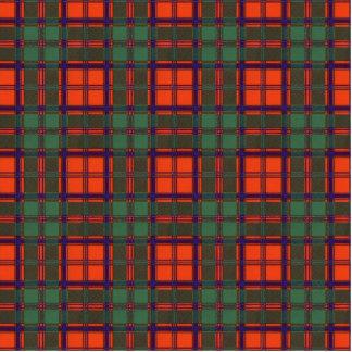 Clay clan Plaid Scottish kilt tartan Cut Out