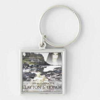 Clayton's Honor Keychain