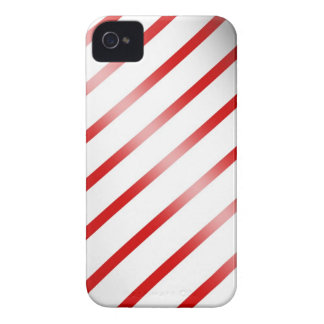 Clean Candy Cane Case-Mate iPhone 4 Cases