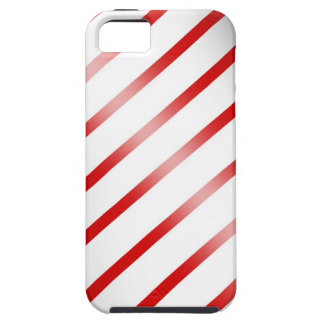 Clean Candy Cane iPhone 5 Covers