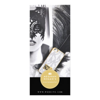 Clean Design Rack Card - Fashion Photography