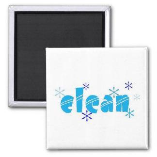 CLEAN Dishwasher Magnet