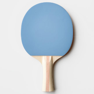 Clear blue sky photo template ping pong paddle
