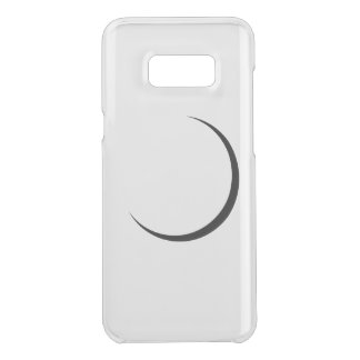Clear minimal cellphone case