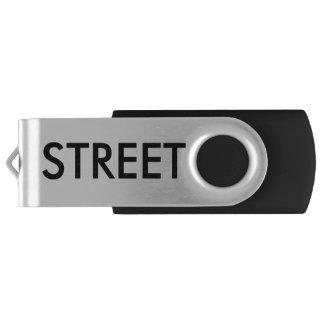 Clee usb STREET 8g Swivel USB 2.0 Flash Drive