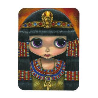 Cleopatra Doll Magnet Snake Headdress Cute