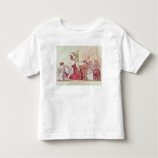 Clergy Leaving the Church after the Sale Toddler T-Shirt