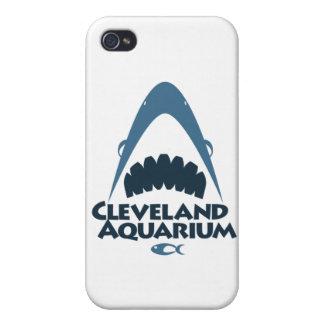 Cleveland Aquarium iPhone 4 Case