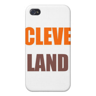 CLEVELAND CASE FOR THE iPhone 4