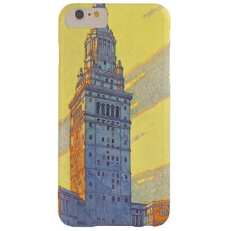 Cleveland City Ohio The New Union Terminal Barely There iPhone 6 Plus Case
