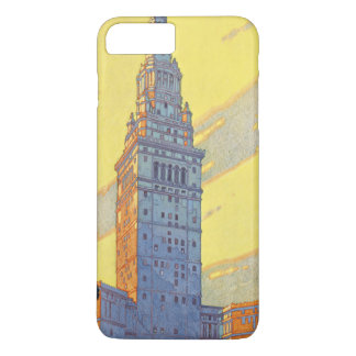 Cleveland City Ohio The New Union Terminal iPhone 8 Plus/7 Plus Case
