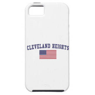 Cleveland Heights US Flag iPhone 5 Cases