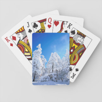 Cleveland National Forest Playing Cards