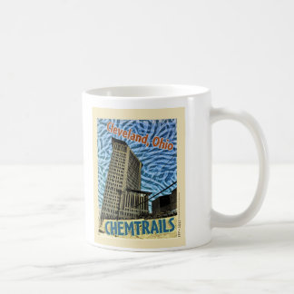 Cleveland, Ohio Chemtrails: the Twister Weed Coffee Mug