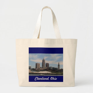 Cleveland Ohio Skyline Bag
