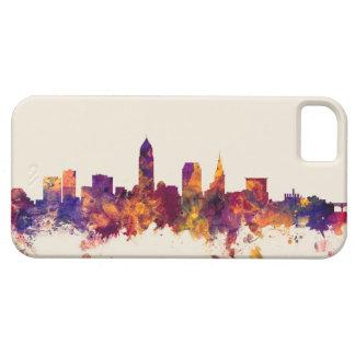 Cleveland Ohio Skyline iPhone 5 Cover