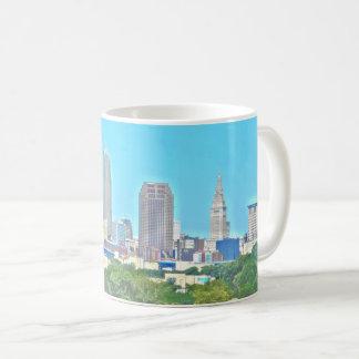 Cleveland, Ohio Wraparound Skyline Mug