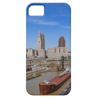 Cleveland Skyline Barely There iPhone 5 Case