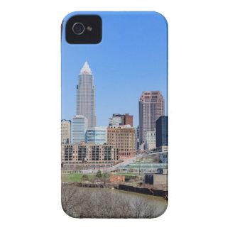 Cleveland Skyline iPhone 4 Case-Mate Case