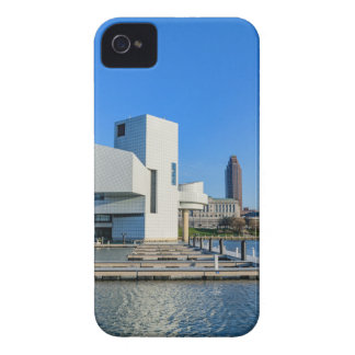Cleveland Skyline iPhone 4 Cover