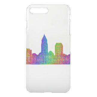 Cleveland skyline iPhone 8 plus/7 plus case