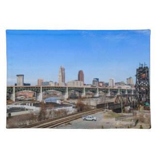 Cleveland Skyline Placemat