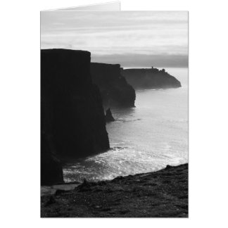 Cliffs of Moher Card