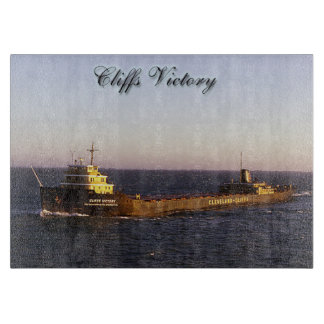 Cliffs Victory cutting board