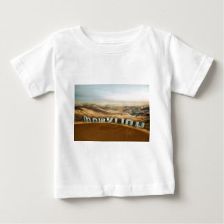 Climate Change Hollywood Desert Weather Change Baby T-Shirt