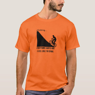 Climbing, Everything Hurts T-Shirt