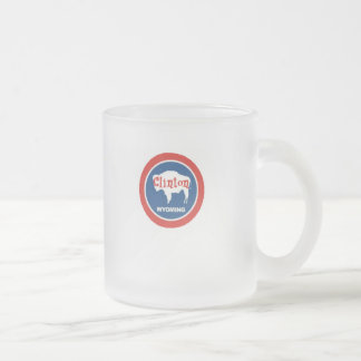 Clinton WYOMING Mug