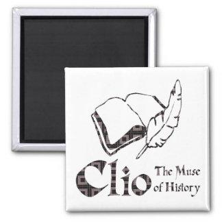 Clio Square Magnet