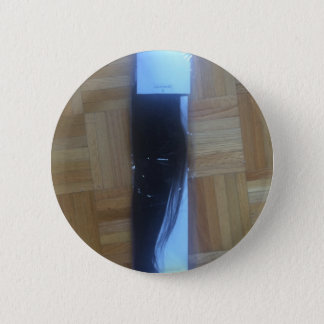 clip in hair extensions 6 cm round badge