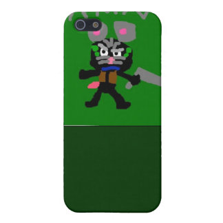 Cloaking Rat Iphone Case iPhone 5 Case