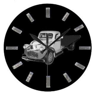 Clock, 1941 - 1942 Chevrolet Truck, Chev, Chevy Large Clock