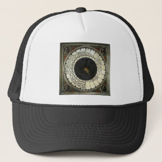 Clock in the Duomo by Paolo Uccello Trucker Hat