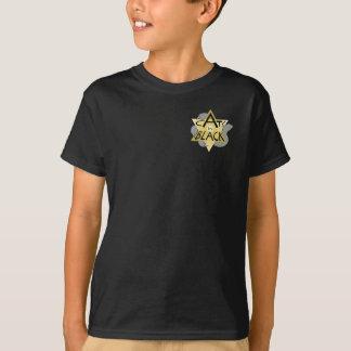 Clock Wise Cat - Dark Colors T Shirt