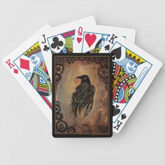 Clockwork Raven Card Decks