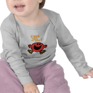 Clog Dancing Mr. Noisy T-shirts