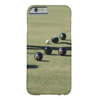 Close_Call,_Lawn_Bowls,_Barely There iPhone 6 Case