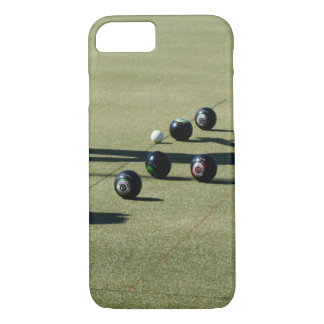 Close_Call,_Lawn_Bowls,_Barely There iPhone 7 Case